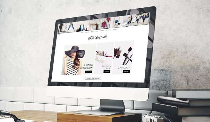 Crear una página WordPress
