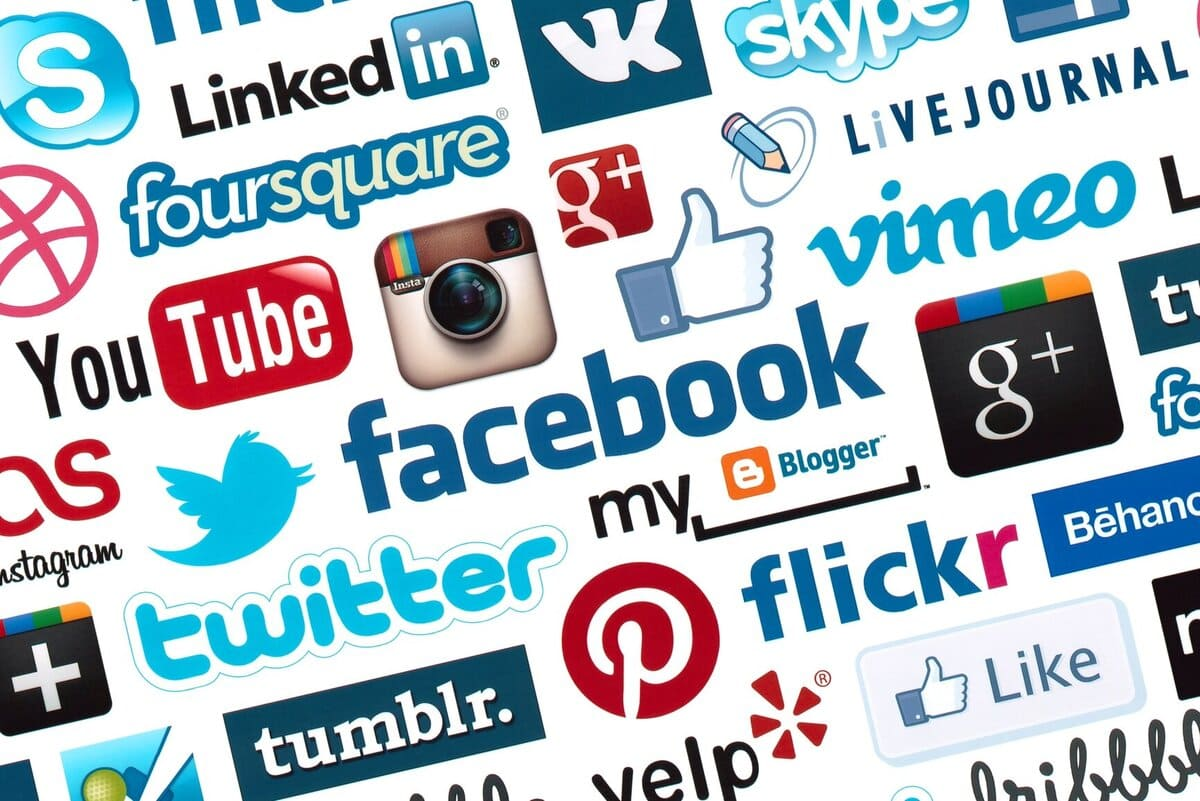 Las redes sociales más ustilizadas en España